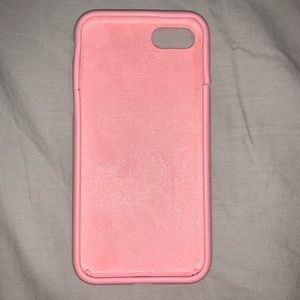 Accessories - light pink iPhone 7 case